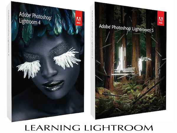 Learning Adobe Photoshop Lightroom 5